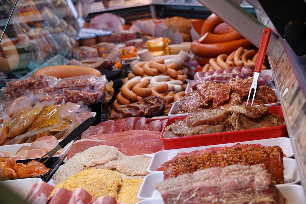 Fleischerei Monzel Wurst Fleischwaren